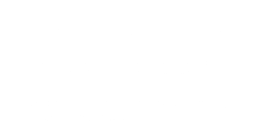 Hire Better Leaders